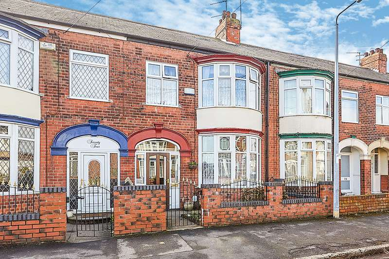 3 Bedrooms House for sale in Ormonde Avenue, Hull, East Yorkshire, HU6