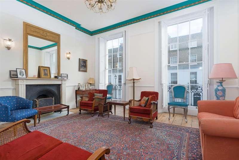 8 Bedrooms Terraced House for sale in Upper Montagu Street, Marylebone, London W1H