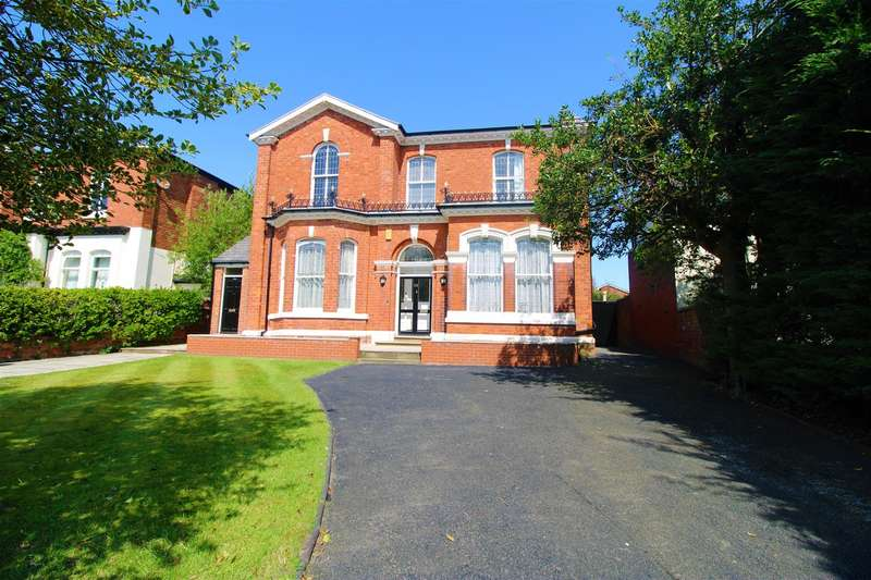 Detached House for sale in Leyland Road, Southport