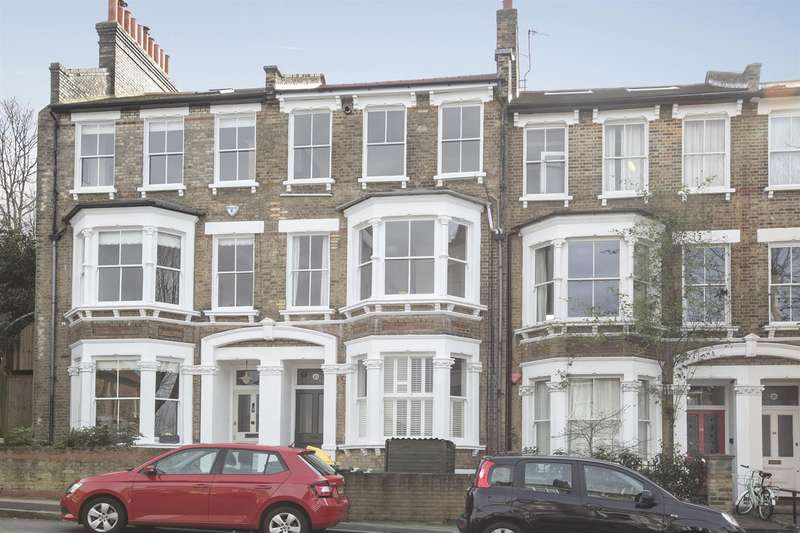 2 Bedrooms Flat for sale in Kitto Road, New Cross, SE14