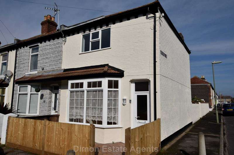 3 Bedrooms End Of Terrace House for sale in Richmond Road, Gosport