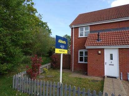 2 Bedrooms End Of Terrace House for sale in Downham Market, Norfolk