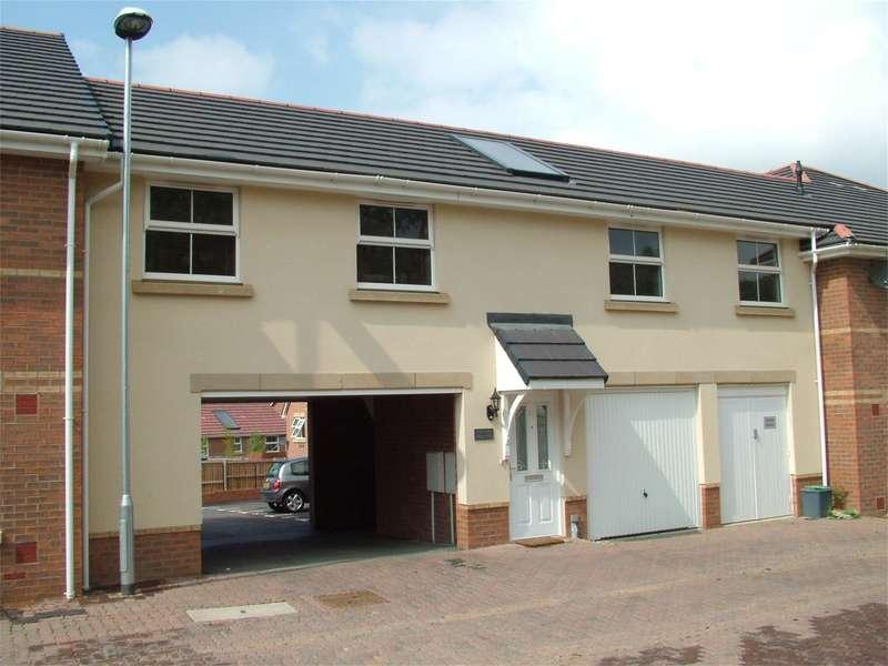 2 Bedrooms Coach House Flat for sale in Olvega Drive, BUNTINGFORD, Hertfordshire, SG9 9FJ