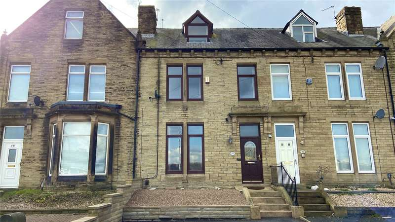 4 Bedrooms Terraced House for sale in Headfield Road, Dewsbury, West Yorkshire, WF12
