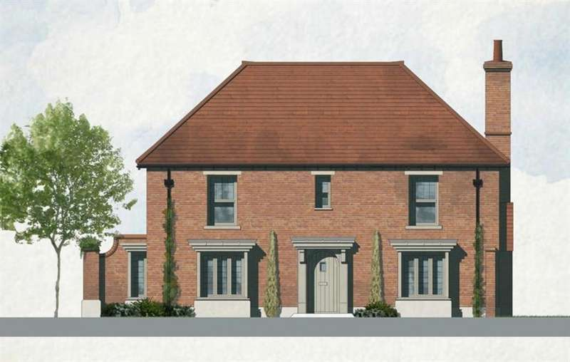 4 Bedrooms Detached House for sale in UNIT 51, STAPEHILL ABBEY - PHASE 2