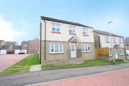 4 Bedrooms Detached House for sale in Tansay Drive, Chryston, Glasgow, North Lanarkshire