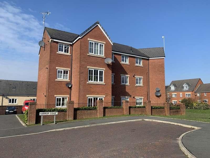 2 Bedrooms Flat for sale in Harrop Court, Woodland Park, Darwen