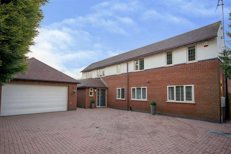 6 Bedrooms House for sale in High Road, Beeston, Nottingham