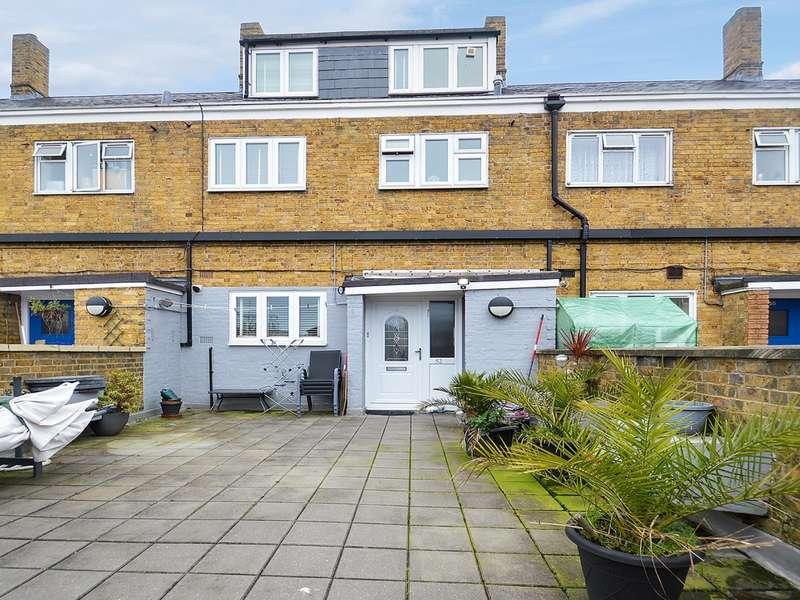 3 Bedrooms Maisonette Flat for sale in Kerbey Street, Poplar E14