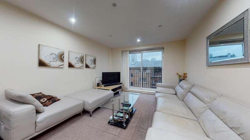 2 Bedrooms Flat for sale in Newport Avenue, London, E14