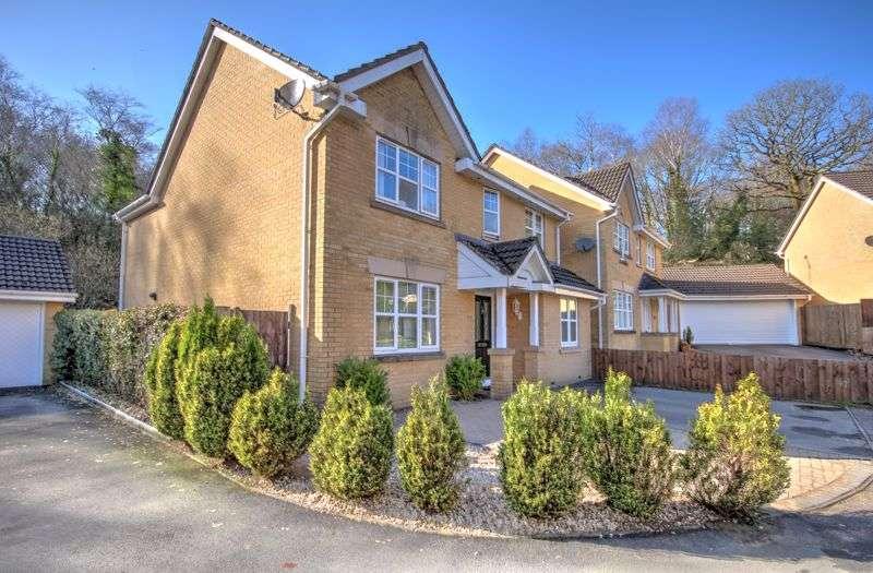 4 Bedrooms Property for sale in Coed Gelli Parc, Cwmgelli, Blackwood, NP12