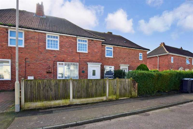 3 Bedrooms Terraced House for sale in Hyde Place, , Aylesham, Canterbury, Kent