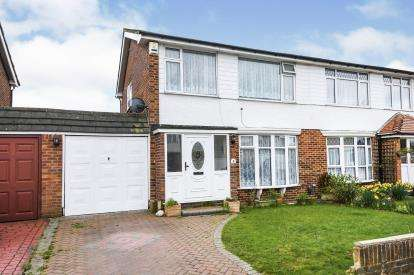 3 Bedrooms Semi Detached House for sale in South Ockendon, Thurrock, Essex