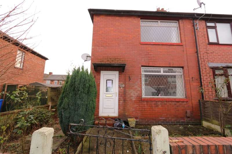 2 Bedrooms Semi Detached House for sale in York Road, Denton, Manchester, M34
