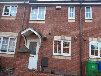 2 Bedrooms Terraced House for sale in Rochester Avenue, Chorlton Cum Hardy, Manchester, Greater Manchester