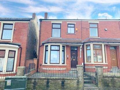 3 Bedrooms Terraced House for sale in Audley Range, Blackburn, Lancashire, BB1