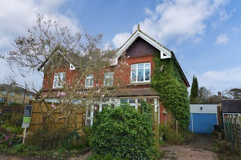 4 Bedrooms Semi Detached House for sale in Lower Hyde Road, Shanklin