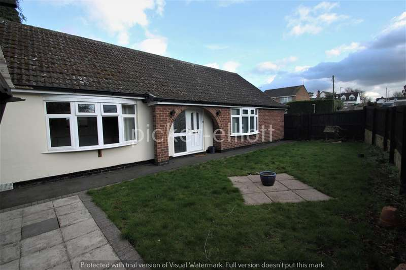 3 Bedrooms Bungalow for sale in Clint Hill Drive, Stoney Stanton