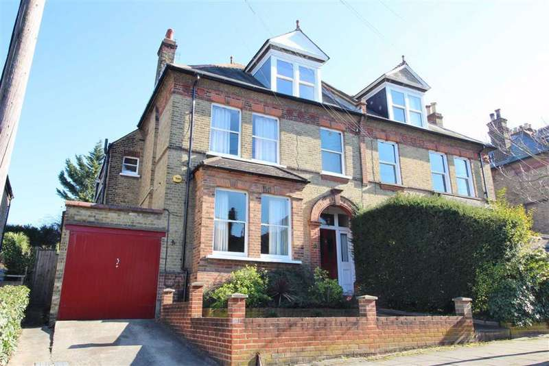 5 Bedrooms Semi Detached House for sale in Manor Grove, Beckenham, BR3