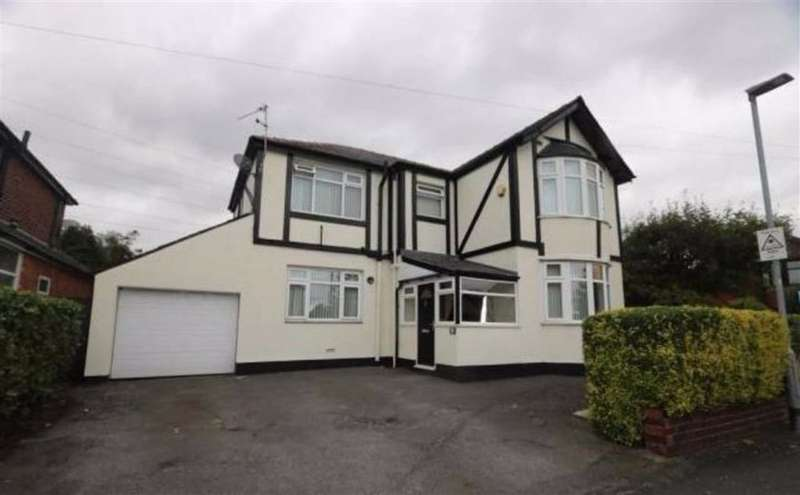4 Bedrooms Detached House for sale in Willow Road, Manchester, M25