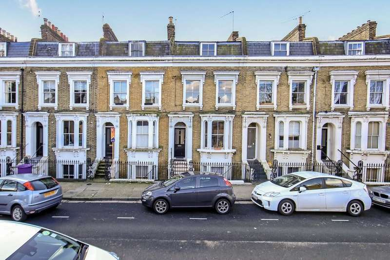 3 Bedrooms Terraced House for sale in Tomlins Grove, London E3