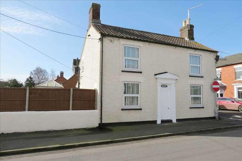 3 Bedrooms Detached House for sale in Victoria Street, Billinghay