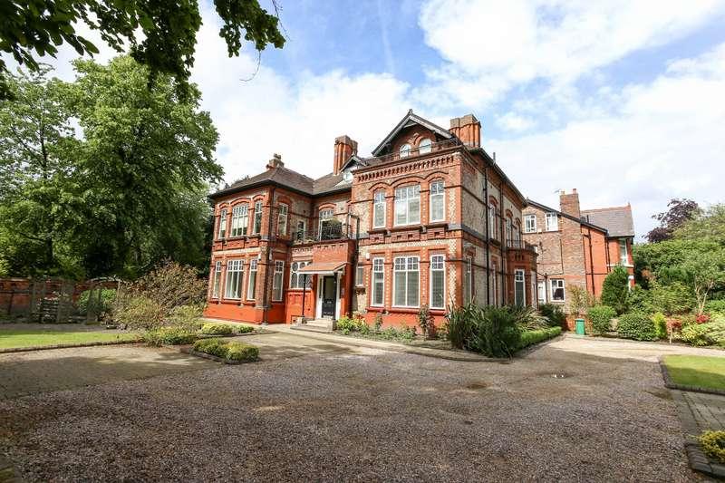 2 Bedrooms Apartment Flat for sale in Trewinnard Hall, 50 Barlow Moor Road, Didsbury, Manchester, M20
