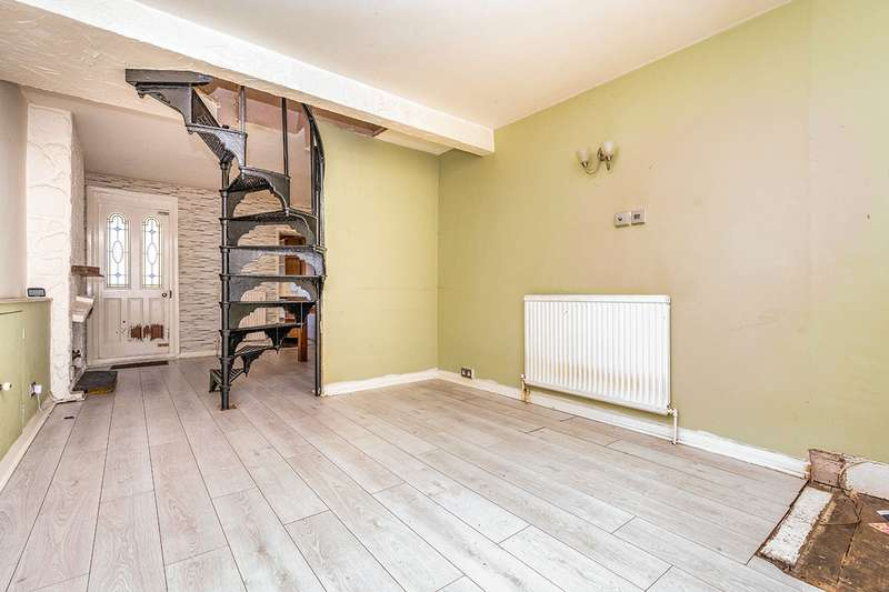 3 Bedrooms House for sale in Castle Road, Chatham, Kent, ME4
