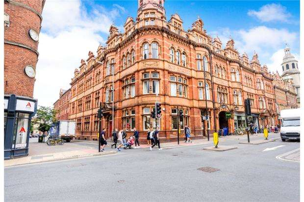 1 Bedroom Apartment Flat for sale in The Hopmarket, Worcester, Worcestershire