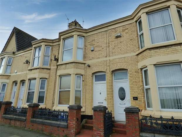 4 Bedrooms Terraced House for sale in Jubilee Drive, Liverpool, Merseyside