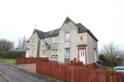 2 Bedrooms Flat for sale in Kentigern Terrace, Bishopbriggs
