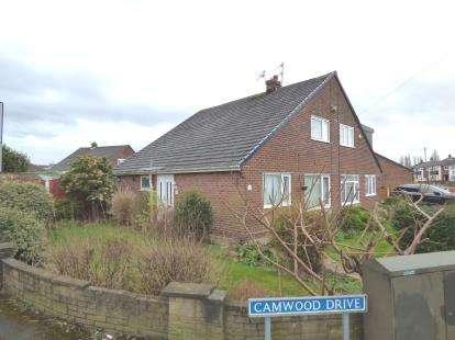 3 Bedrooms Semi Detached House for sale in Camwood Drive, Lostock Hall, Preston, Lancashire, PR5