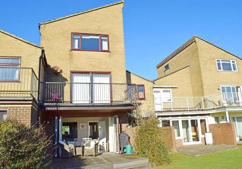 4 Bedrooms Semi Detached House for sale in Latimer Road, St Helens, Isle of Wight, PO33 1XL