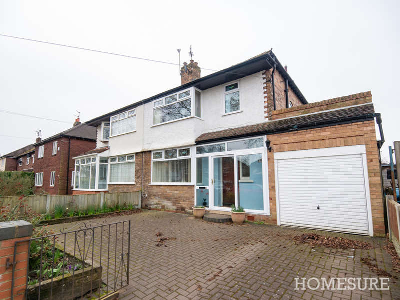 3 Bedrooms Semi Detached House for sale in Bowring Park Avenue, Liverpool L16