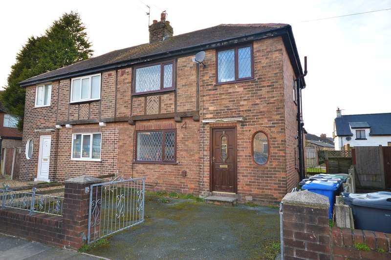 3 Bedrooms Semi Detached House for sale in Leslie Avenue, Thornton-Cleveleys, FY5