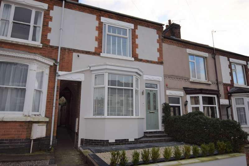 3 Bedrooms Terraced House for sale in Clarendon Road, Hinckley LE10