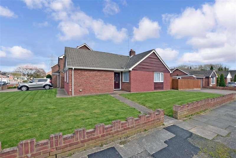 3 Bedrooms Detached Bungalow for sale in Willow Close, , Canterbury, Kent