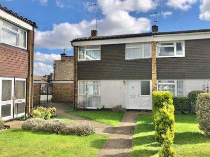 3 Bedrooms End Of Terrace House for sale in Chiltern Road, Dunstable, Bedfordshire