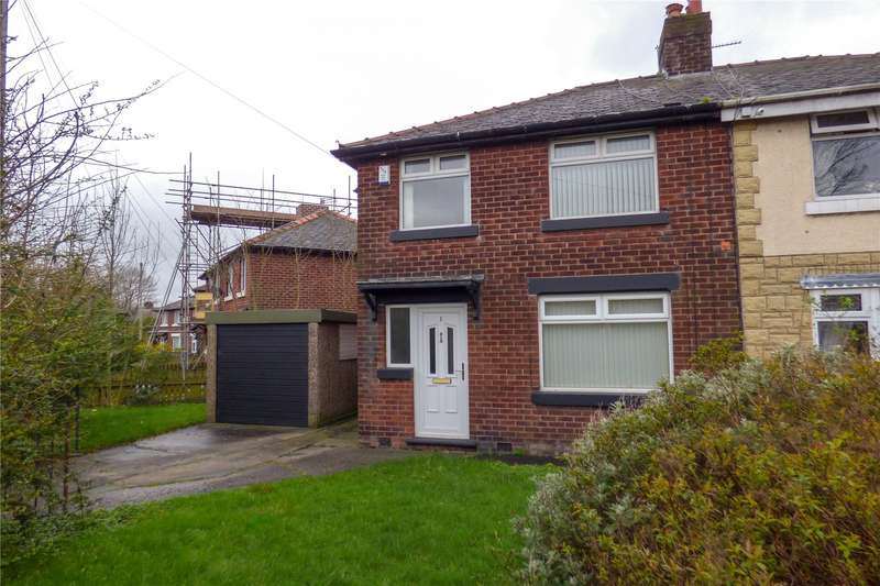 3 Bedrooms Semi Detached House for sale in Oak Grove, Ashton-under-Lyne, Greater Manchester, OL6