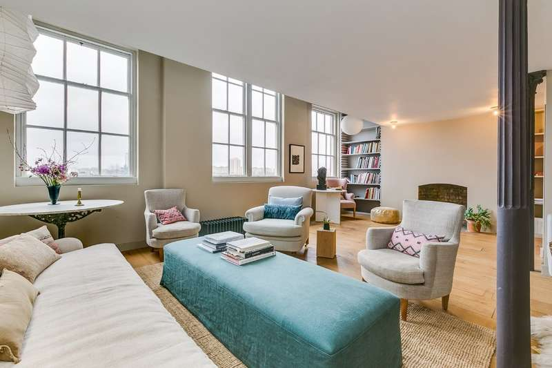 2 Bedrooms Flat for sale in The Village, London, SW11