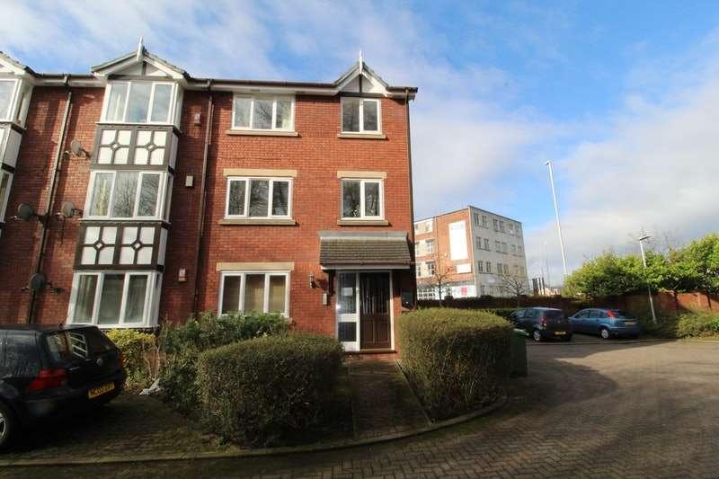 1 Bedroom Flat for sale in Kerr Place, Preston, Lancashire, PR1