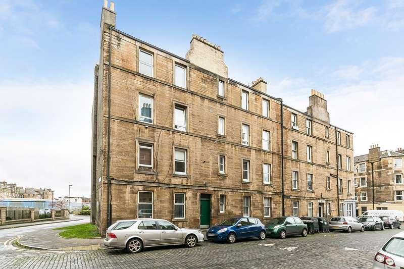 2 Bedrooms Flat for sale in Halmyre Street, Leith, Edinburgh, EH6