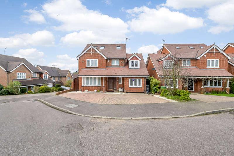 5 Bedrooms Detached House for sale in Beechcroft Road