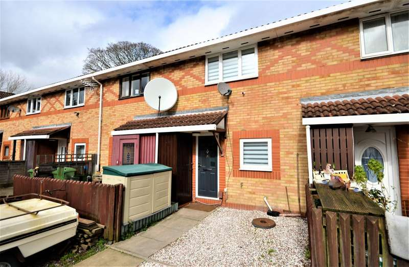 2 Bedrooms House for sale in Maryfield, Southampton, SO14