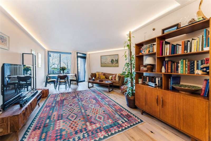 1 Bedroom Flat for sale in Alder Lodge, 73 Stevenage Road, London, SW6