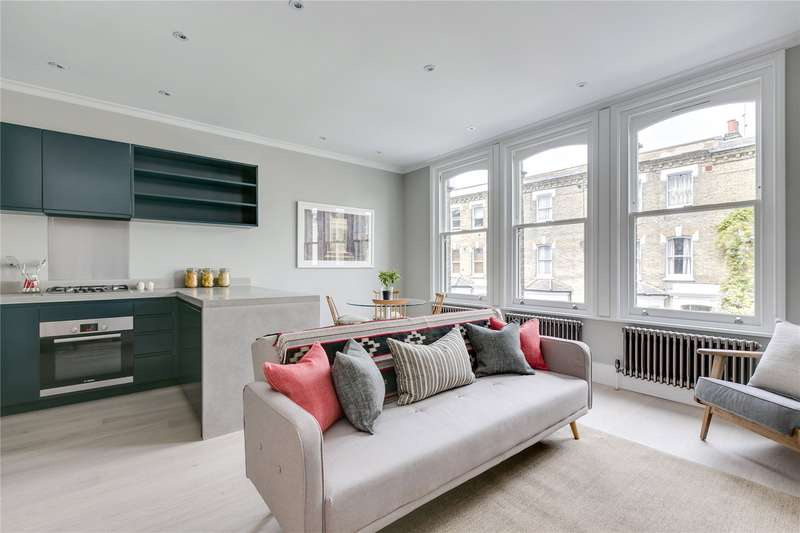 2 Bedrooms Flat for sale in Bishops Road, Parsons Green, Fulham, London, SW6