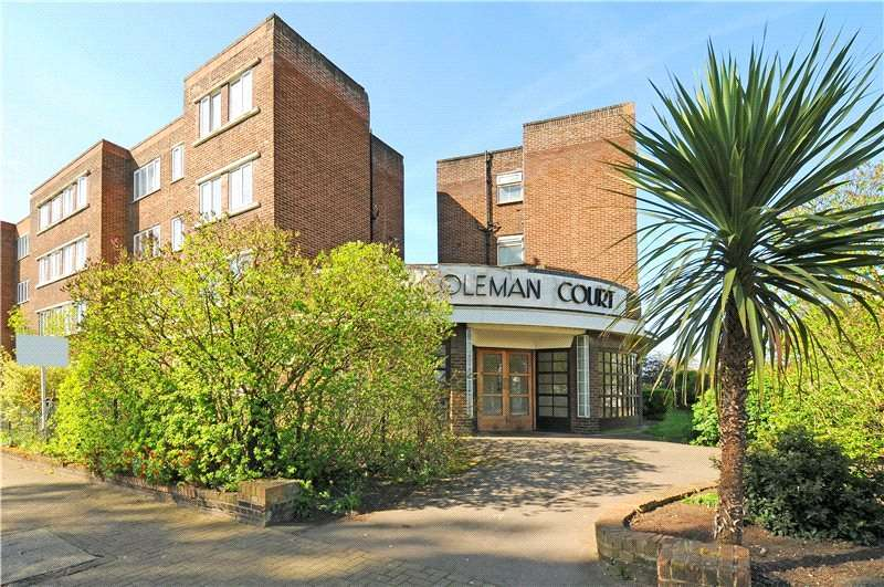 1 Bedroom Flat for sale in Coleman Court, Kimber Road, Southfields, London, SW18