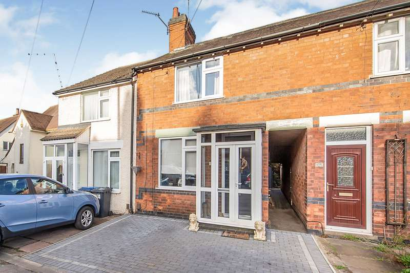 2 Bedrooms House for sale in Rugby Road, Burbage, Hinckley, Leicestershire, LE10