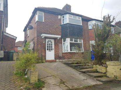 3 Bedrooms Semi Detached House for sale in Kings Close, Abbey Hey, Manchester, Greater Manchester