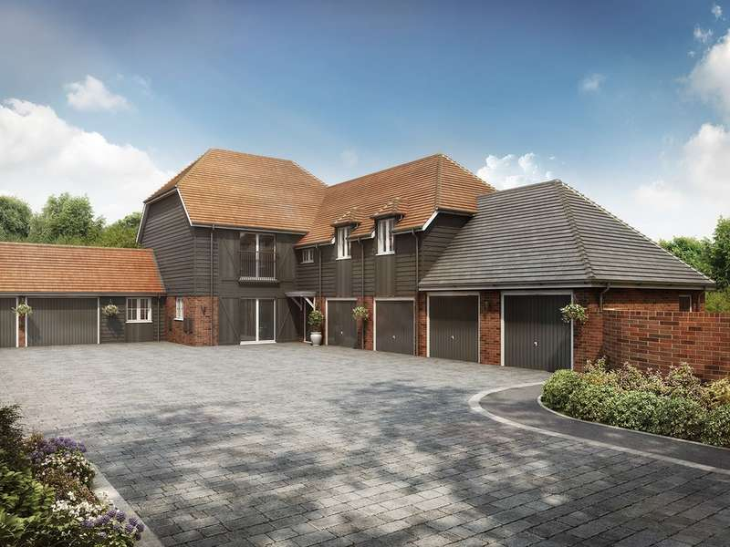 5 Bedrooms Semi Detached House for sale in Plot 5 Hammond's Mill